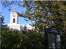 SO9496 : Parish Church View by Gordon Griffiths