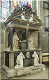 SP0202 : Monox Monument, St John the Baptist church, Cirencester by J.Hannan