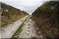TA0675 : Centenary Way towards Field House Farm by Ian S