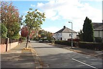 NY4057 : Longlands Road, Carlisle by Graham Robson