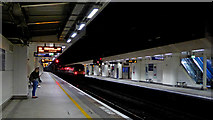 SP0686 : New Street Station in Birmingham by Roger  Kidd
