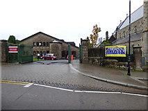 H4472 : St Joseph's Church Hall, Church Street, Omagh by Kenneth  Allen