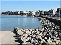 SD4364 : Morecambe Seafront by G Laird