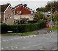 ST3090 : Openreach engineer at work, Rowan Way, Malpas, Newport by Jaggery