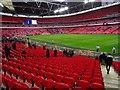 TQ1985 : Inside Wembley Stadium by Philip Halling