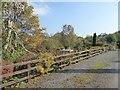 N5470 : Garden at Balnavine by Oliver Dixon
