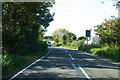 TQ8989 : Shopland Road towards Rochford by Robin Webster