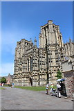 ST5545 : Wells Cathedral  (2) by Chris' Buet