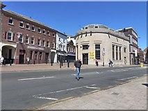SE3320 : Former nightclub, Westgate, Wakefield by Penny Mayes