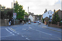 SO8483 : The end of High Street by Bill Boaden
