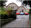 SS9079 : Entrance to Nolton Court Resource Centre, Bridgend by Jaggery