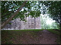SO4520 : Skenfrith Castle (North-East Tower) by Fabian Musto