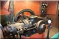 SN2949 : Internal Fire Museum of Power - Clayton & Shuttleworth diesel engine by Chris Allen