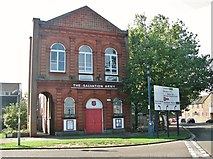 TG5207 : Tolhouse Street - The Salvation Army by Evelyn Simak