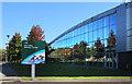 TQ3594 : Lee Valley Athletics Centre by Des Blenkinsopp
