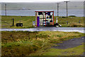 HP6309 : Bobby's Bus Shelter, Unst by David Dixon
