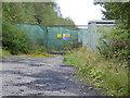 NS4269 : Former ROF Bishopton site by Thomas Nugent