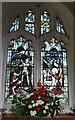 SE7712 : WW1 War Memorial Window by Ian S