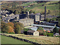 SE0411 : Bank Bottom Mill by Stephen Burton