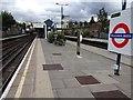 TQ2384 : Willesden Green Underground station, Greater London by Nigel Thompson