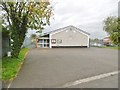 SO8014 : Quedgeley Village Hall by Mike Faherty