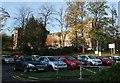 NS5567 : Gartnavel Royal Hospital by Richard Sutcliffe