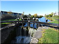 O1337 : Lock No. 7 on the Royal Canal in Dublin by Gareth James