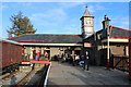 SD8022 : East Lancashire Railway - Rawtenstall Station by Chris Allen