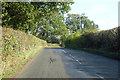 SP6717 : Kingswood Lane by Robin Webster