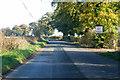 SP6817 : Kingswood Lane by Robin Webster