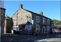 SD9321 : The Border Rose Inn, Walsden by JThomas