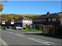 SD9321 : Houses on Rochdale Road, Walsden by JThomas