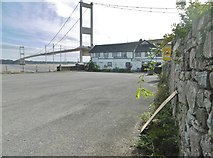 ST5590 : Beachley, Old Ferry Inn by Mike Faherty