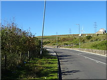 SD8923 : Bacup Road (A681) by JThomas
