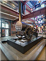 SJ8397 : Stephenson's Rocket at the Science and Industry Museum by David Dixon