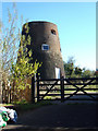 TM4198 : Thurlton Towermill at Mill House by Adrian Cable