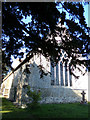 TM4098 : St. Mary & St. Margaret's Church, Norton Subcourse by Adrian Cable