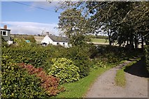 NO3151 : Kirkton of Airlie by Richard Webb