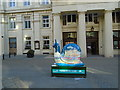 TQ3103 : Snailspace #50 Brighton Town Hall by Paul Gillett