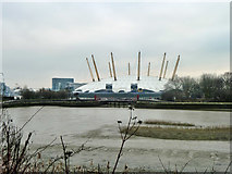 TQ3980 : O2 Arena by Robin Webster
