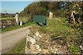 SX5071 : Entrance to Easten Bowtan Farm by Derek Harper
