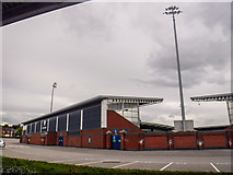 SK3873 : Chesterfield : Proact Stadium by Lewis Clarke