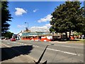 SJ9392 : Hyde Road, Woodley by Gerald England