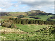NT9207 : North east from Castle Hills by Gordon Hatton
