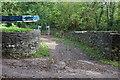 ST2991 : Bridge at Ty-fffynon Lock by M J Roscoe