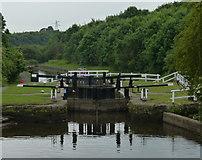 SD8639 : Barrowford Bottom Lock No 51 by Mat Fascione