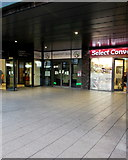 ST3188 : Newport Bus Travel Centre in Friars Walk Bus Station, Newport by Jaggery