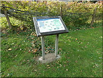 TL9125 : Information Board on New Road by Geographer