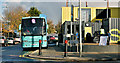 "J3674 : Q Radio ""Superbus"", Belfast (October 2018) by Albert Bridge"