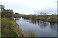 NH9419 : River Spey by Anne Burgess
